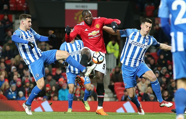 Man Utd vs Brighton Albion anh 1
