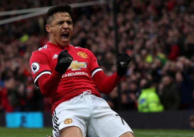 Man Utd 2-0 Swansea: Sanchez ghi ban, kien tao hinh anh