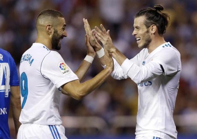 Las Palmas 0-3 Real Madrid: Bale lap cu dup hinh anh