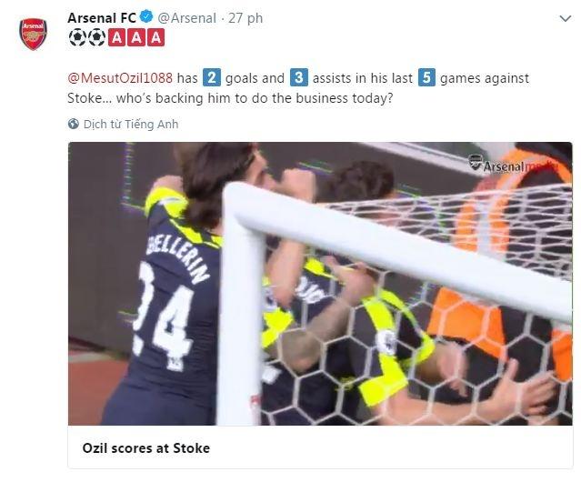 Arsenal 3-0 Stoke City: Aubameyang lap cu dup hinh anh 7