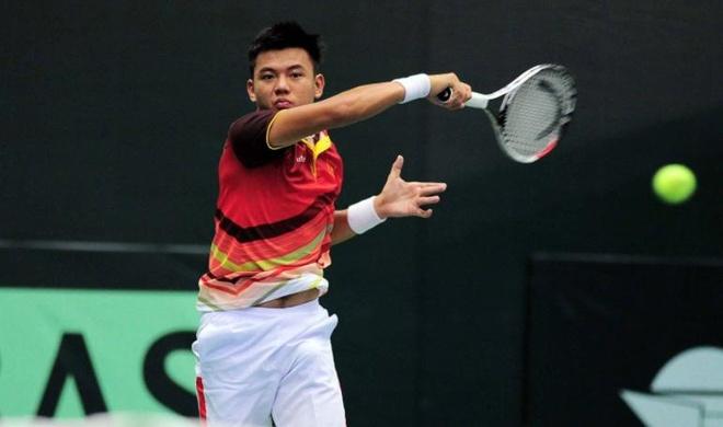 Thang Malaysia, DT Viet Nam nhat bang A Davis Cup nhom III hinh anh