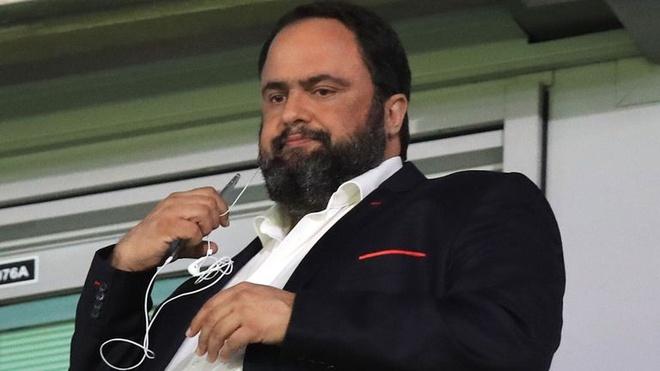 Chu tich Olympiacos cho doi mot nghi het mua anh 1