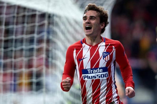 Griezmann toa sang, Atletico gianh loi the lon o tu ket Europa League hinh anh