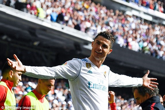Highlights Real Madrid 1-1 Atletico Madrid hinh anh