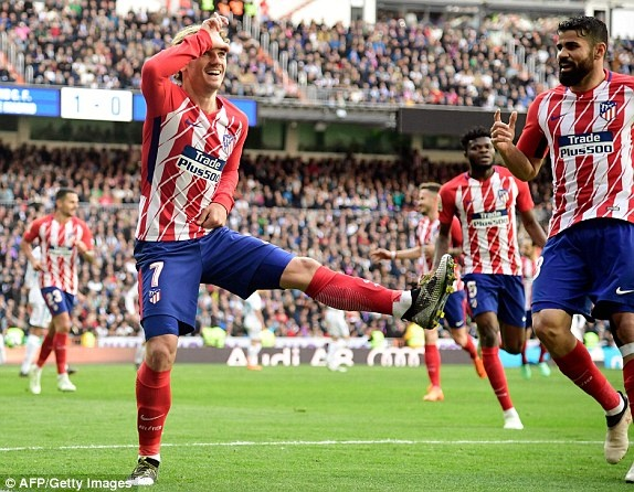 Real 1-1 Atletico: Ronaldo goi, Griezmann tra loi hinh anh 18