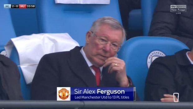 Sir Alex Ferguson gian do mat khi MU thung luoi 2 ban hinh anh 2