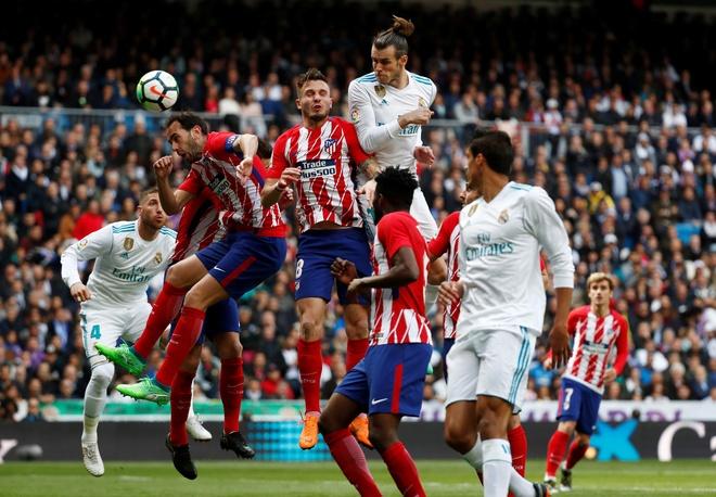 Real 1-1 Atletico: Ronaldo goi, Griezmann tra loi hinh anh 10