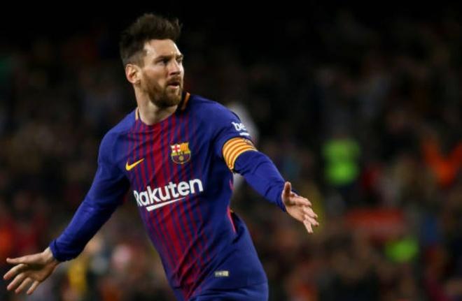 Messi ghi hat-trick, Barca lap ky luc bat bai o La Liga hinh anh 6