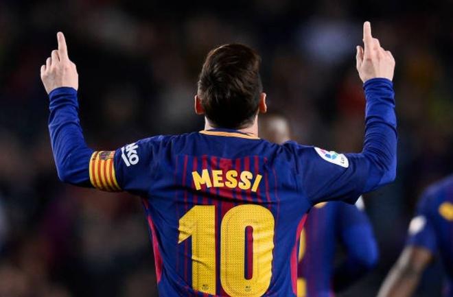 Messi ghi hat-trick, Barca lap ky luc bat bai o La Liga hinh anh 10