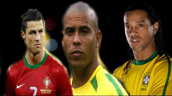 Ro beo, Ronaldinho cong lai cung khong bang Ronaldo o cup chau Au hinh anh
