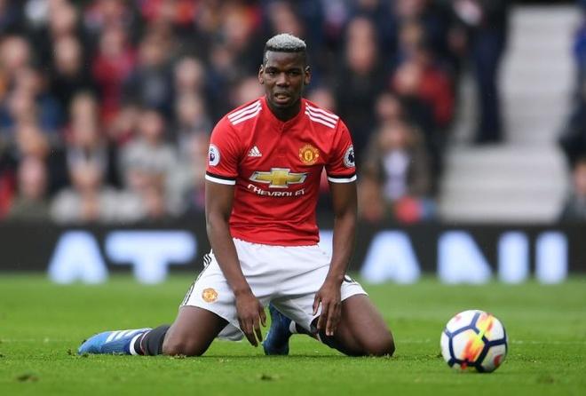 Mourinho chi trich Pogba sau tran thua giup Man City vo dich hinh anh