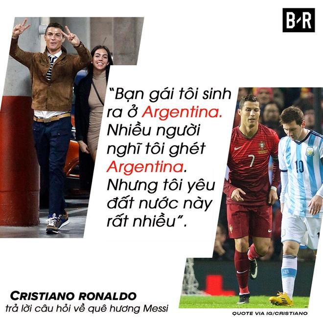 Ronaldo: 'Toi rat yeu Argentina' hinh anh 2