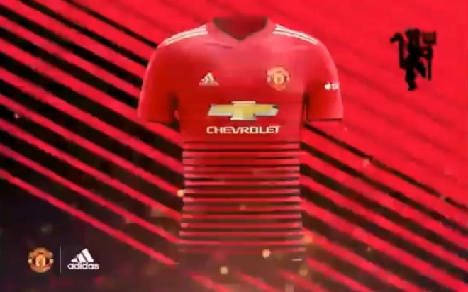 Mau ao dau khac la cua Man Utd mua 2018/19 hinh anh 2