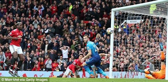 Truc tiep MU vs Arsenal anh 1