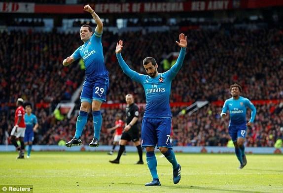 Truc tiep MU vs Arsenal anh 2