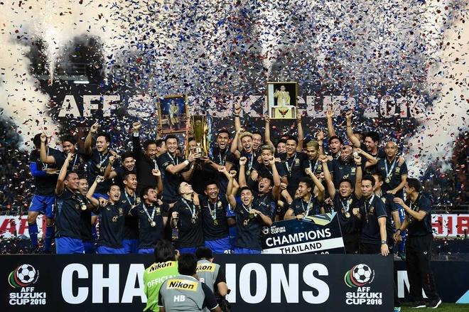 Viet Nam dung Malaysia, Myanmar tai AFF Cup 2018 hinh anh 6
