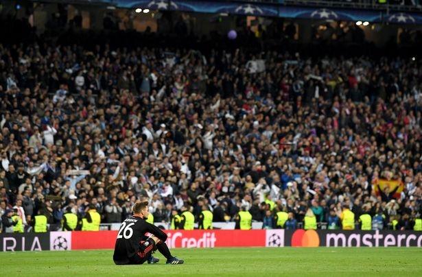Suyt thua Bayern, Ramos van noi cung hinh anh 2