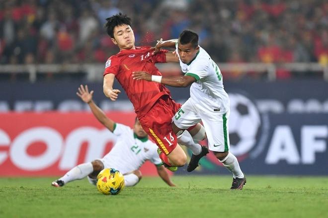 Viet Nam dung Malaysia, Myanmar tai AFF Cup 2018 hinh anh 1