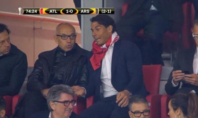 Co vu Atletico, Rafael Nadal bi fan Real goi la 'ran doc' hinh anh