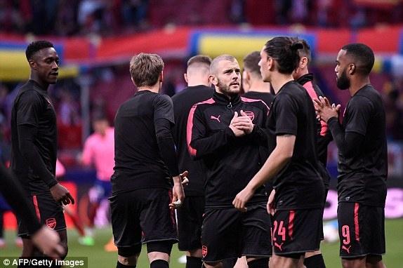 Diego Costa toa sang phut bu gio, Arsenal ngam ngui roi Europa League hinh anh 11