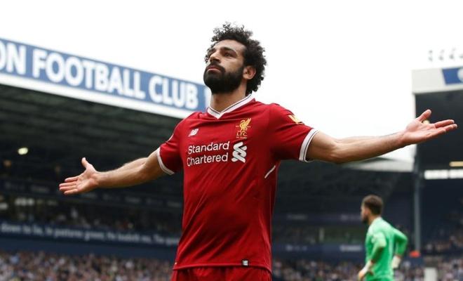 Salah: 'Ronaldo, Totti la than tuong cua toi' hinh anh