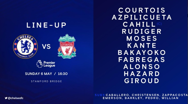 Ha Liverpool, Chelsea thap lai hy vong vao top 4 hinh anh 3