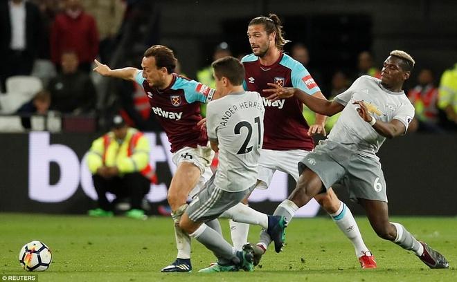 De Gea lan dau gianh Gang tay vang sau tran hoa West Ham hinh anh 1