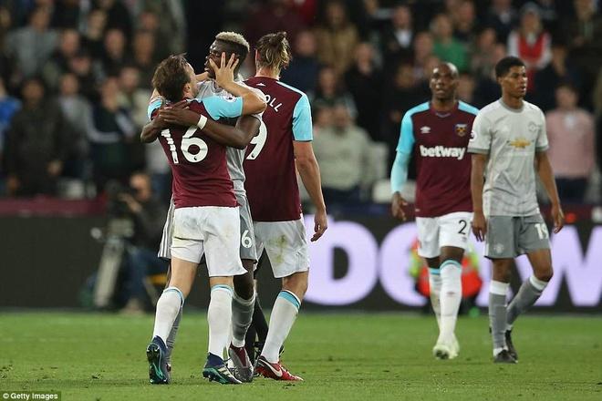 De Gea lan dau gianh Gang tay vang sau tran hoa West Ham hinh anh 8