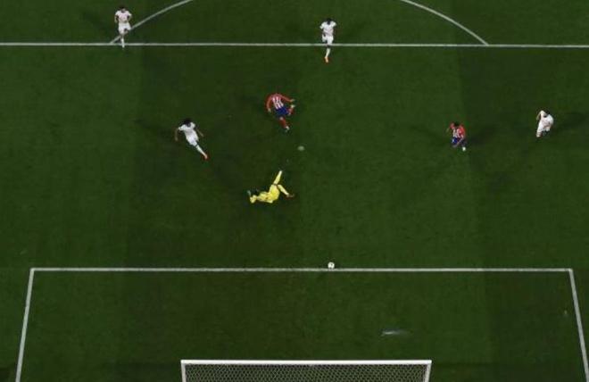 Griezmann lap cu dup giup Atletico Madrid dang quang Europa League hinh anh 18