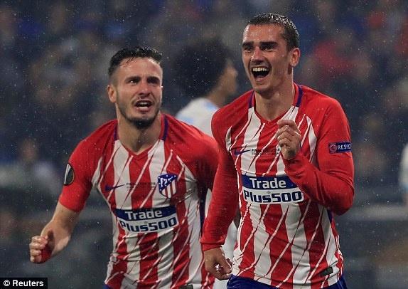 Griezmann lap cu dup giup Atletico Madrid dang quang Europa League hinh anh 22