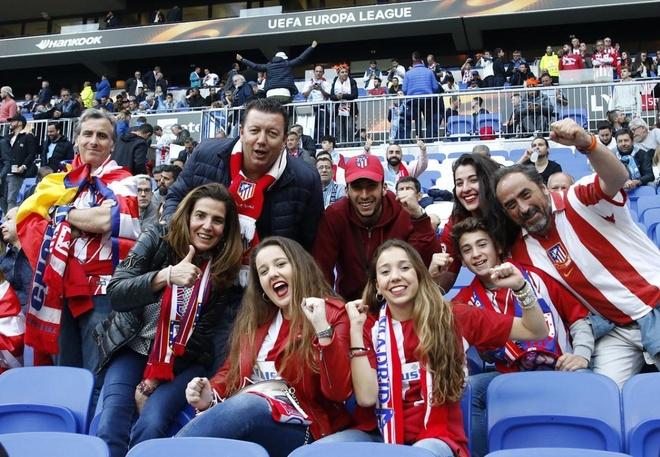 Griezmann lap cu dup giup Atletico Madrid dang quang Europa League hinh anh 5