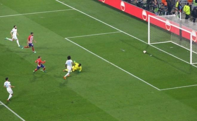 Griezmann lap cu dup giup Atletico Madrid dang quang Europa League hinh anh 21