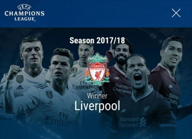 Liverpool len ke hoach ruoc cup du chua da chung ket Champions League hinh anh 2