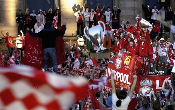 Liverpool len ke hoach ruoc cup du chua da chung ket Champions League hinh anh 1