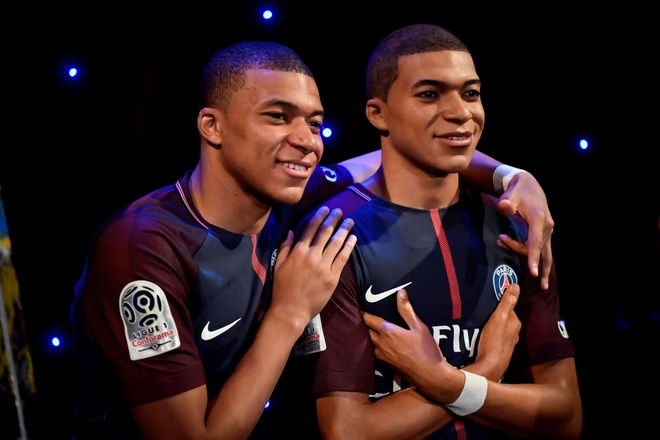Mbappe duoc dung tuong sap o tuoi 19 hinh anh 2