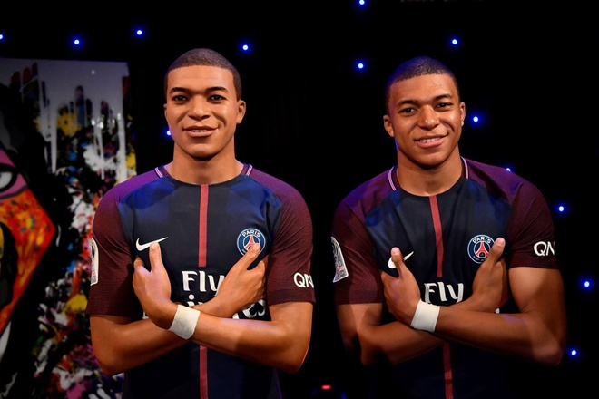 Mbappe duoc dung tuong sap o tuoi 19 hinh anh 4