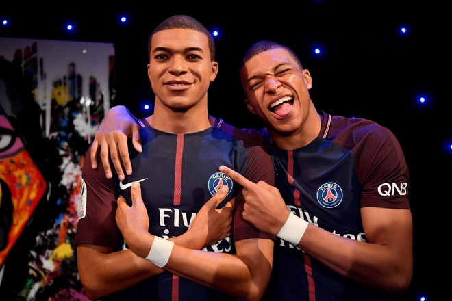 Mbappe duoc dung tuong sap o tuoi 19 hinh anh 3