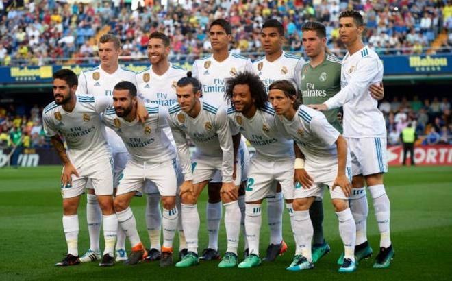 con trai Zidane ra mat Real Madrid anh 1