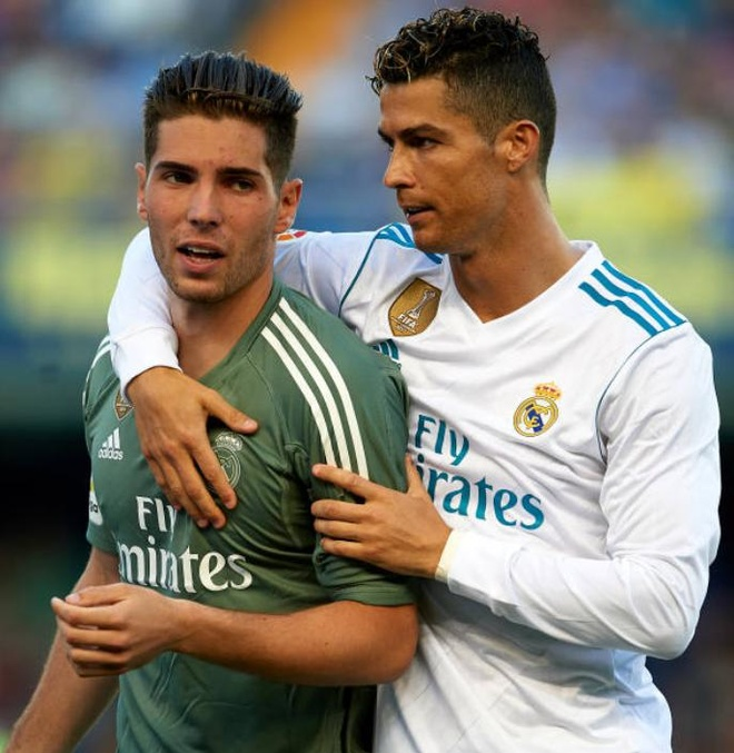 con trai Zidane ra mat Real Madrid anh 12