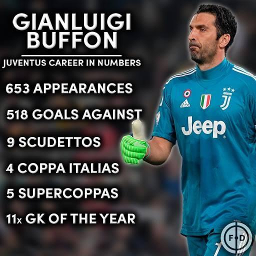 Buffon khoc nghen trong ngay chia tay Juventus hinh anh 12