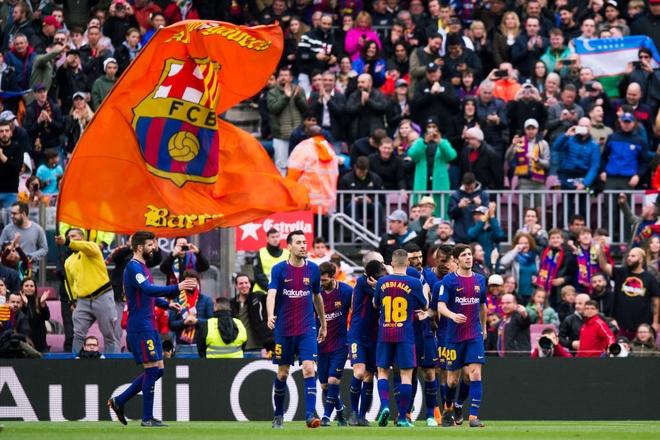 Cau thu Barcelona co mat o moi bang dau World Cup 2018 hinh anh 1