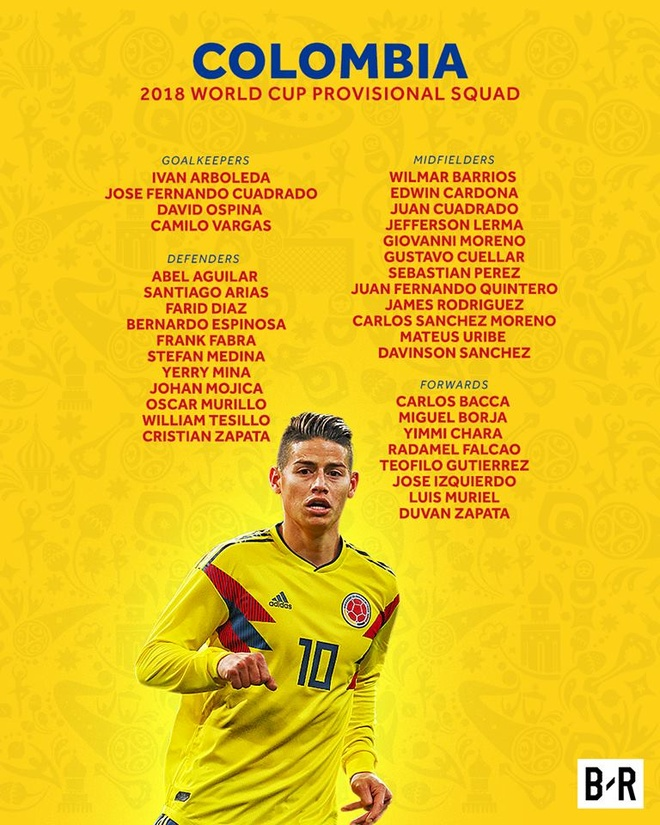 'Manh ho' Falcao bi tuyen 16 thang tu treo truoc them World Cup hinh anh 2