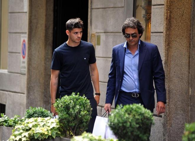Bi mat gap giam doc Juventus, Morata san sang roi Chelsea? hinh anh