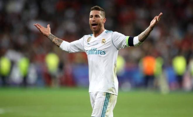 150.000 nguoi ky ten doi UEFA trung phat Ramos sau pha triet ha Salah hinh anh