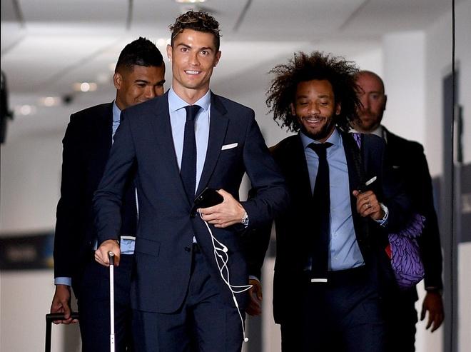 Chung ket Champions League 2018: Ronaldo banh bao den SVD Olimpiyskiy hinh anh 48