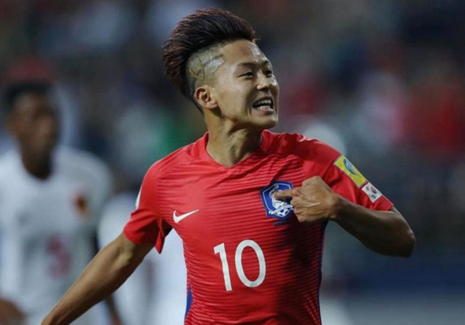 'Messi Han Quoc' chinh thuc du World Cup o tuoi 20 hinh anh