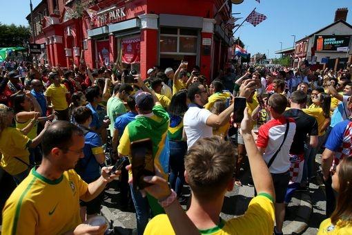 Brazil 2-0 Croatia: Neymar ghi ban dang cap hinh anh 8