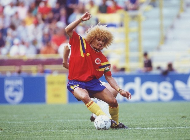 Ronaldo, Baggio va nhung kieu toc quai di nhat lich su World Cup hinh anh 6