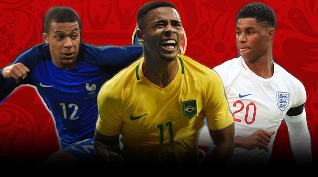 Rashford, Mbappe va nhung sao tre dang xem nhat World Cup 2018 hinh anh