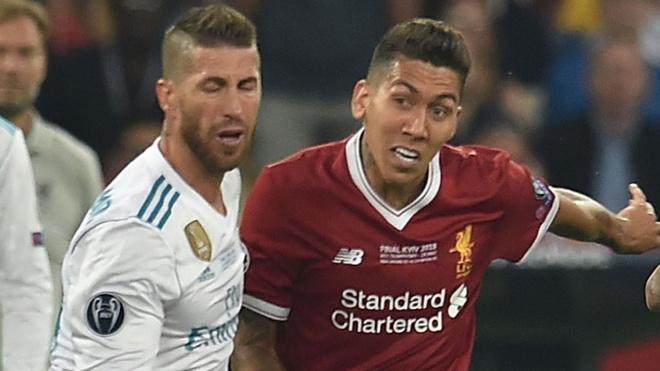 Firmino: 'Ramos la ga ngu ngoc' hinh anh 1